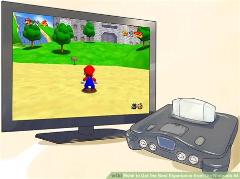 best nintendo 64 how to get the best experience from the nintendo 64 4 steps