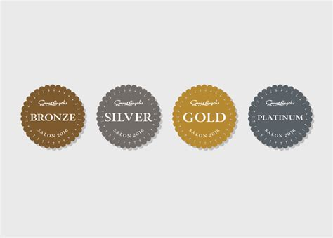 Sponsorship Letter Gold Silver Bronze loyalty is rewarded great lengths