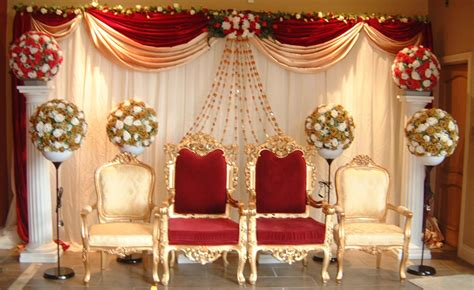 big fat indian wedding decors  design