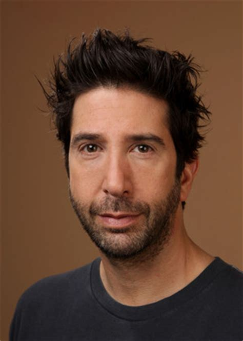 men with low hairline david schwimmer style fashion coolspotters