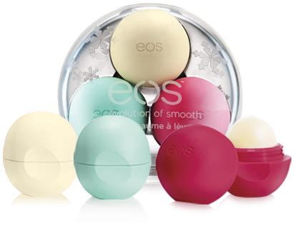 Eos Giveaway - eos organic lip balm giveaway