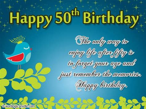 Happy Birthday Quotes For 50 Year Olds Happy 50th Birthday Images Best 50th Birthday Pictures