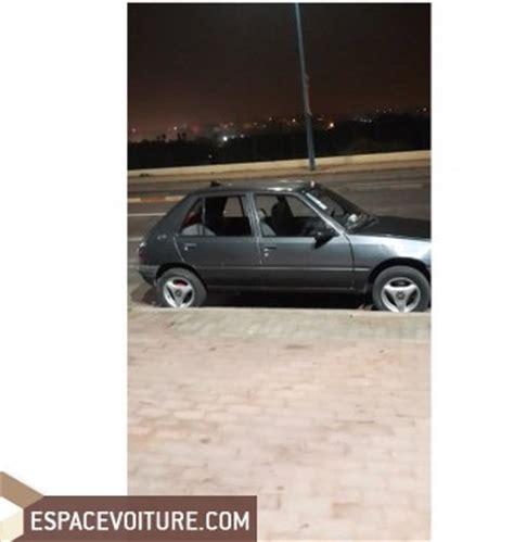 Voiture Essence Faible Consommation 4744 by Peugeot 205 Essence Voiture D Occasion 224 Casablanca Prix