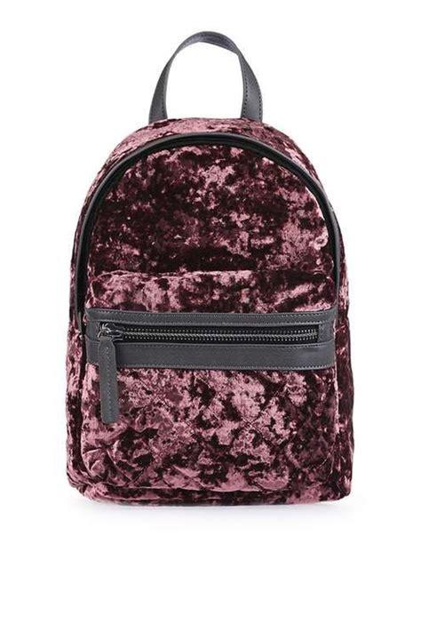 Missguided Crushed Velvet Backpack best 25 crushed velvet ideas on pink velvet
