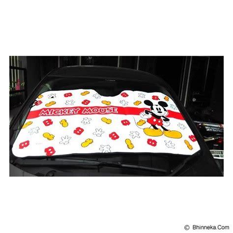 Lu Depan Mobil Variasi Jual Variasi Unik Penutup Kaca Mobil Depan Mickey Mouse