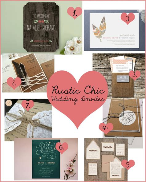 In The Spirit Of The Season Wedding Invitation Wording by Thunder Events Rustic Chic Wedding Invitation