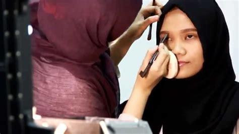 Tutorial Alis Shinchan | tutorial make up hijab cara membuat trend alis shinchan