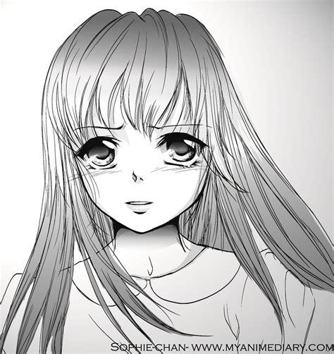 imagenes anime en blanco y negro im 225 genes manga en blanco y negro para dibujantes y