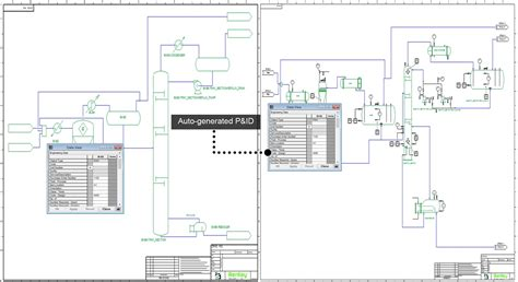 process flow diagram generator chemical process flow diagram software switched light