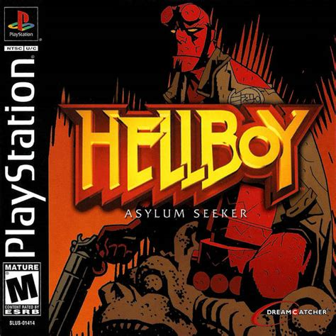 Emuparadise Hellboy | hellboy asylum seeker sony playstation