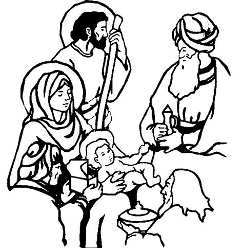 free coloring pages of epiphany