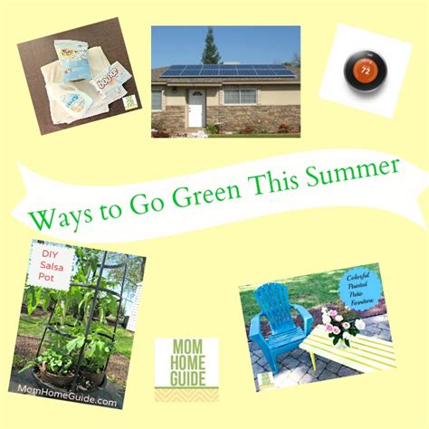 ways to go green at home 15 ways to go green sunrunsolar sweepstakes