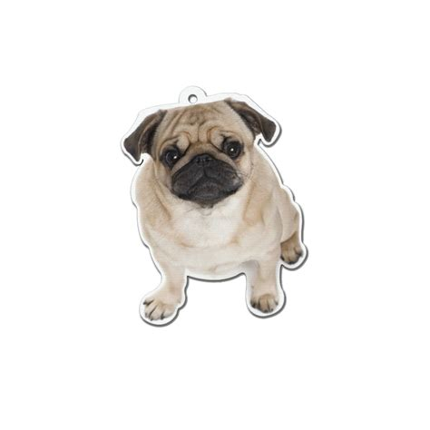 pug air freshener littlegifts