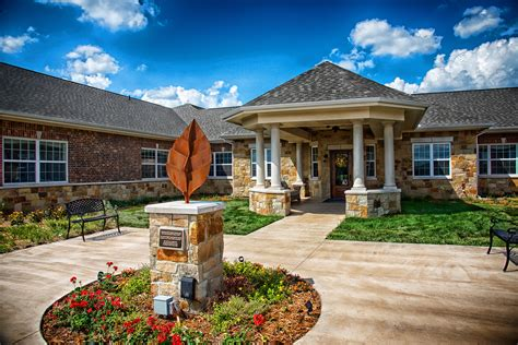 assisted living memory care at autumn leaves of amarillo