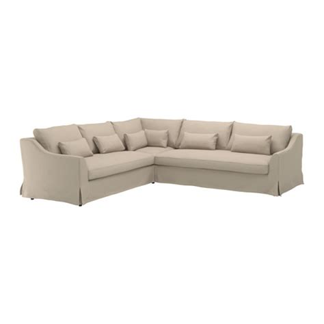 5 Seat Sectional Sofa F 196 Rl 214 V Sectional 5 Seat Sofa Right Flodafors Beige Ikea
