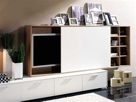 how to naturally integrate the tv in the living room