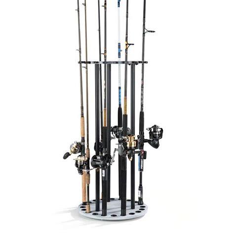Spinning Fishing Rod Rack by Organized Fishing Spinning Rod Rack West Marine