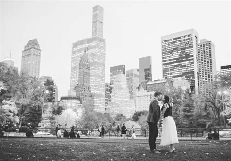 central park anniversary session | brooklyn wedding