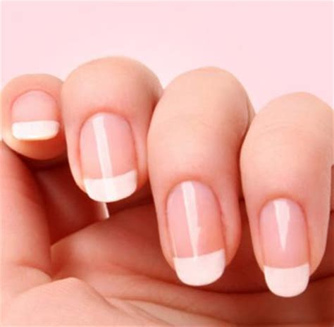 Your Nail Type by Your Nail Shape According To Finger Type