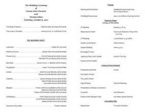 best photos of free blank printable church programs free