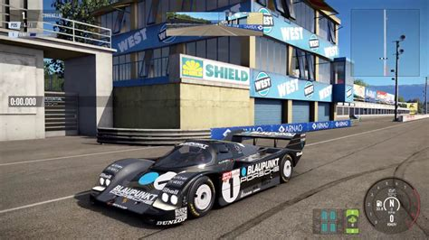 Project Cars 2 Porsche by Project Cars 2 Porsche 962c 1987 Speed Crash Car Test
