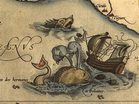 sea monsters on medieval hunting giant octopuses flying turtles and other ancient sea monsters india libraries and
