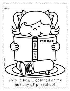 preschool coloring pages first day of school first and last day of school coloring pages by a spoonful
