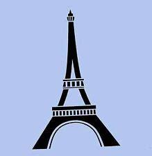 eiffel tower template free im 225 genes de stencil de la torre eiffel clipart best