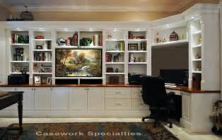 desk and wall unit custom bookcases orlando wood shelving wooden wall