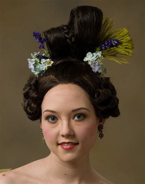 hairstyles from 1830s 108 best images about причёски периода бидермейер on