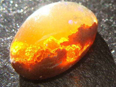 mexican fire opal picture of the day sunset fire opal 171 twistedsifter