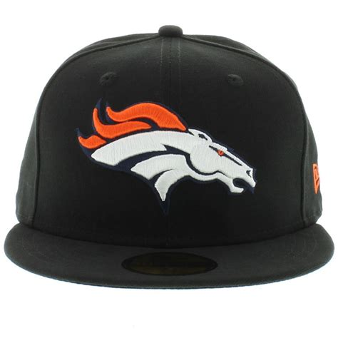 what are the broncos colors denver broncos black team colors nfl 59fifty new era cap