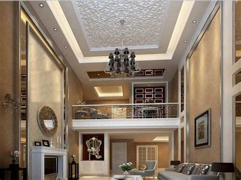decorate high ceiling living room high ceiling wall decor ideas high ceiling wall ideas living room with regard to living room