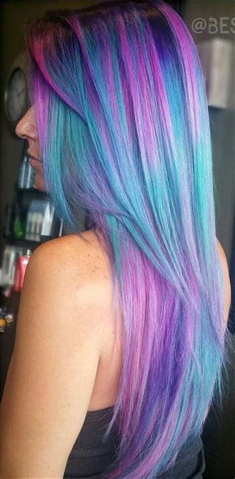 Have Fresh Look With These Cool Hair Color Ideas ... Red To Blonde Ombre Hair Tumblr