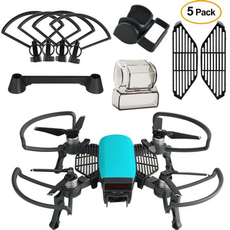 dji spark accessories kit 2 in 1 propeller guard with