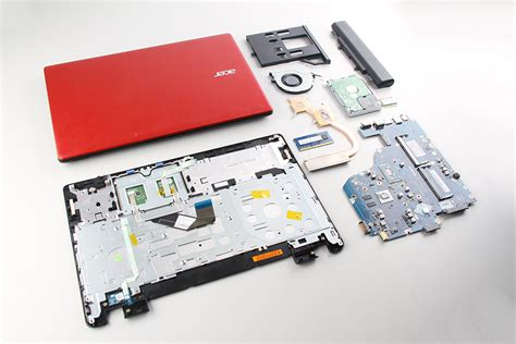 Motherboard Acer Aspire E5 471 V3 472p E5 471p I5 Da0zq0mb6e0 acer aspire e15 e5 571g disassembly and ssd ram hdd upgrade guide myfixguide