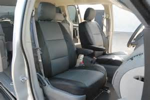 Seat Covers Dodge Grand Caravan Dodge Grand Caravan 2012 2016 Iggee S Leather Custom Fit