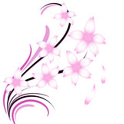 fiori di ciliegio stilizzati murales farfalla e fiori stilizzati flower murales