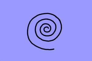 how to use a spiral doodle how to draw a spiral drawingnow