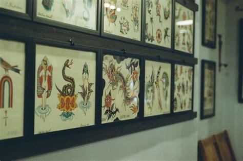 tattoo flash wall displays flash wall electric anvil tattoo