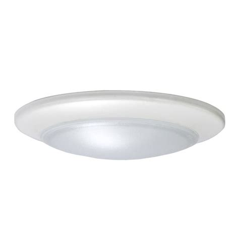 Low Profile Led Ceiling Light Led Low Profile White Flush Mount Ceiling Light 60 Watt Equivalent Dfr615 835 Wh 3500k 80cri