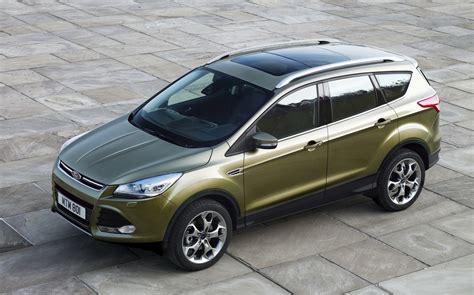 ford kuga confirmed  sydney motor show