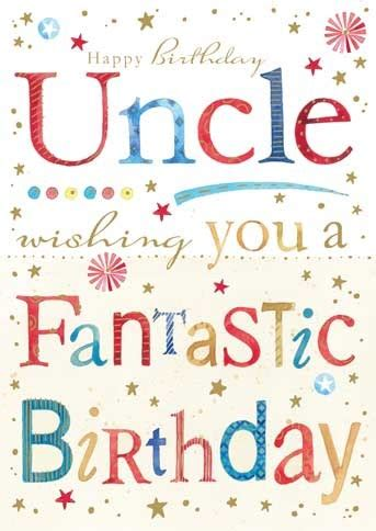 printable happy birthday cards for uncle uncle birthday