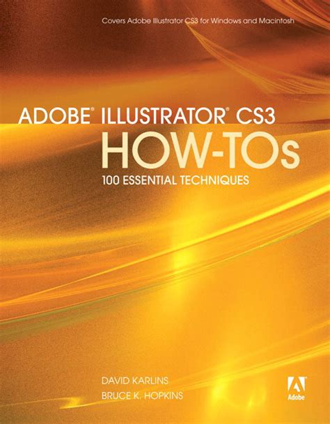 Pearson Education Adobe Illustrator Cs3 How Tos