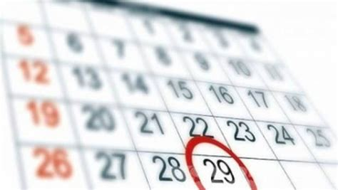 Calendario Bisiesto El 2016 Ser Un Ao Bisiesto Elsalvador