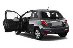 Toyota Yaris 2014 Dashmat 2014 Toyota Yaris Reviews And Rating Motor Trend