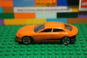wheels orange 2011 lamborghini estoque diecast italian