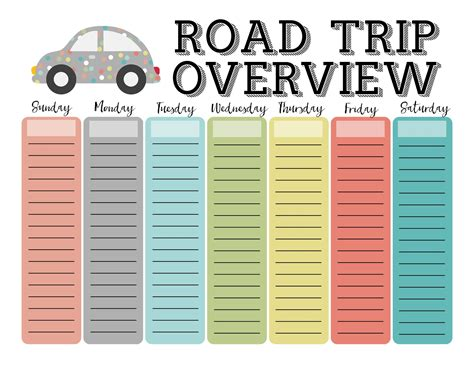 road map trip planner my 3 monsters road trip essentials