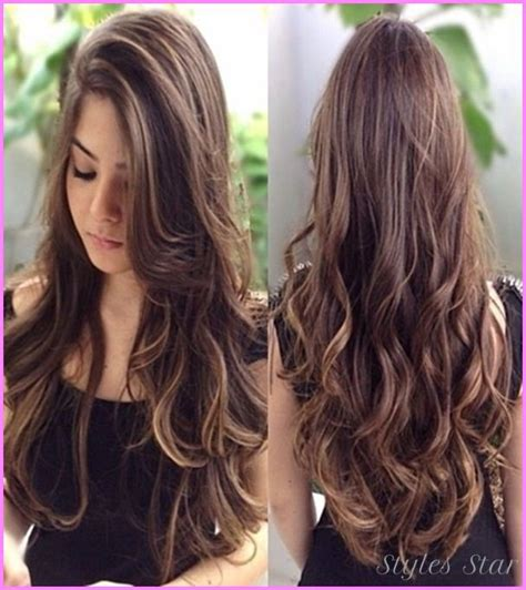 Different Types Of Hair Layers by 25 Best Ideas About Haircuts On