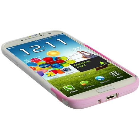 design tpu rubber soft cover accessory for samsung galaxy s4 s iv i9500